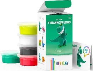 Hey Clay Kreativní modelovací sada - Tyranosaurus [HRAČKA]